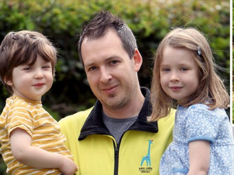Male nanny gets so much work, there's a five-month waiting list for parents