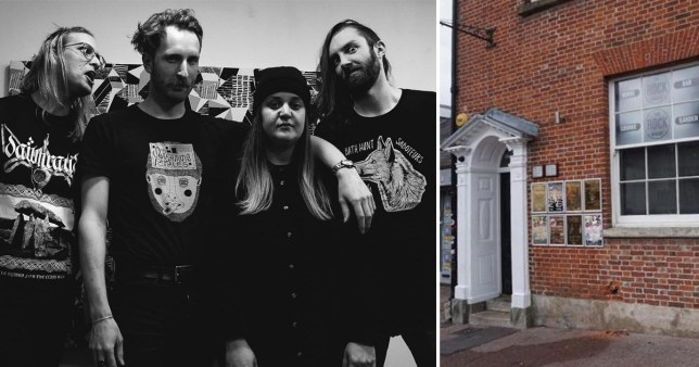 The venue has apologised and say the situation could have been 'handled better' (Picture: Solent)