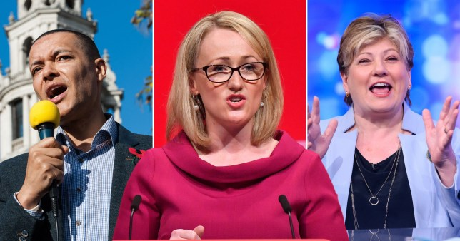 Rebecca Long Bailey confirms she is considering running for Labour leadership