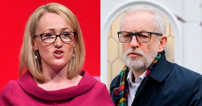 Rebecca Long-Bailey confirms she is considering Labour leadership bid