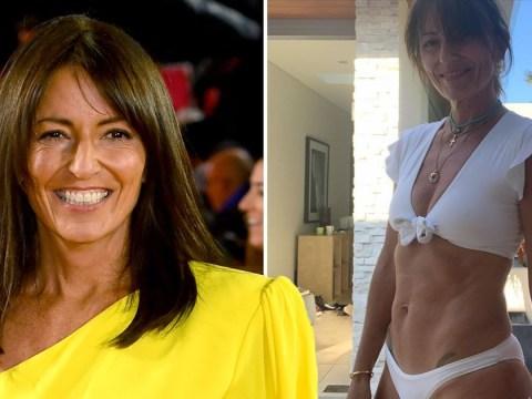 Davina McCall gets her own back on trolls with glorious 'final bikini shot'