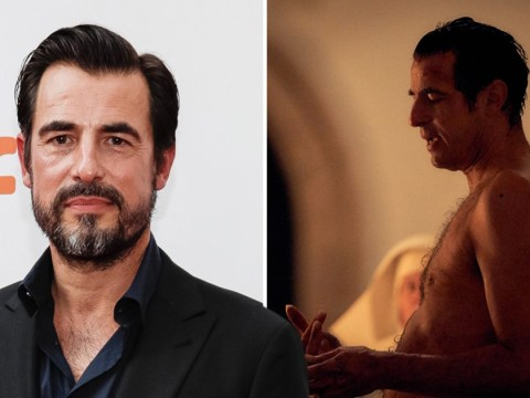 Dracula star Claes Bang reveals gruesome secrets behind that naked bloodbath: 'I was nude in freezing temperatures for five days'