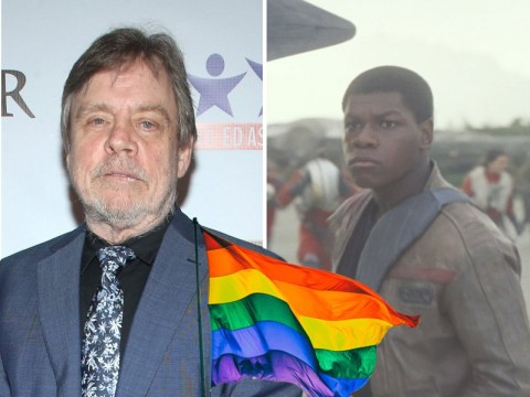 Star Wars' Mark Hamill all in for Finn and Poe relationship after Oscar Isaac calls for same-sex romance