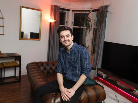 What I Rent: Cameron, £395 a month for a one-bedroom flat in Hamilton