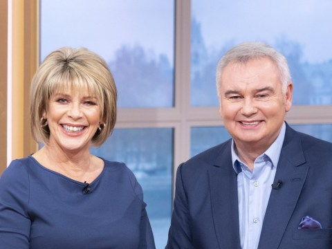 Eamonn Holmes confirms return with Ruth Langsford to This Morning in 2020 amid Phillip Schofield row