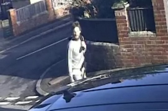 Lewis-Ranwell on Cowick Lane in the vicinity of the home of his second and third victims. Alexander Lewis-Ranwell is standing trial at Exeter Crown Court accused of three murders on February 10, 2019. He has pleaded not guilty on the basis he was insane at the time. See SWNS story SWPLmurder. November 29, 2019.