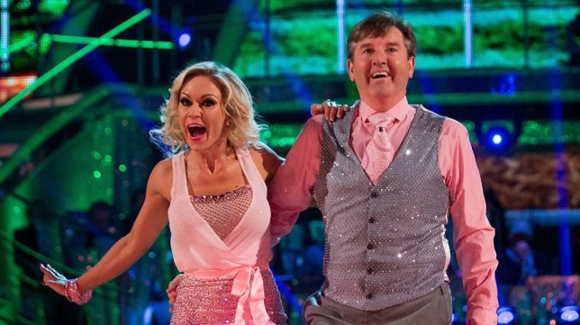 Daniel O?Donnell won?t appear in Strictly Christmas special in case he ?drops dead? on telly