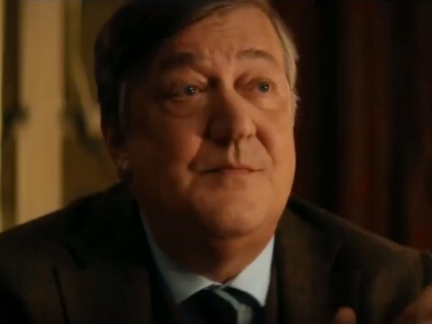 Doctor Who series 12: Stephen Fry threatens 'the end of your lives' as he gets menacing in first look at his character