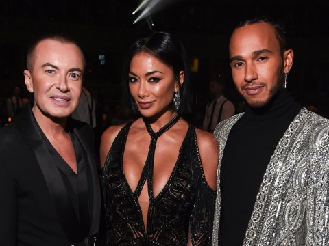 Nicole Scherzinger has another blast from the past posing with ex Lewis Hamilton amid Pussycat Dolls reunion