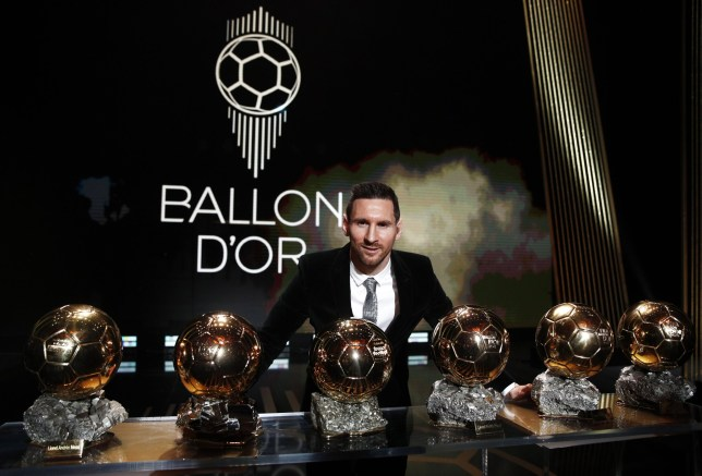 Lionel Messi has won the Ballon d'Or award for 2019