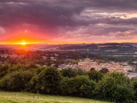Picturesque market town is happiest place to live in Britain