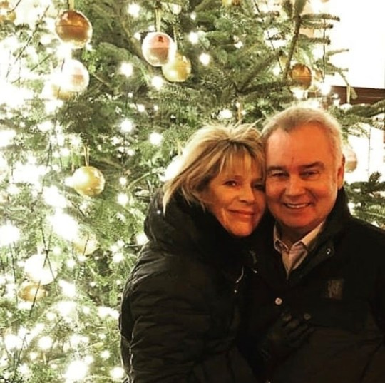 BGUK_1804158 - Various, UNITED KINGDOM - Celebrity social media photos! Pictured: Eamonn Holmes, Ruth Langsford BACKGRID UK 2 DECEMBER 2019 *BACKGRID DOES NOT CLAIM ANY COPYRIGHT OR LICENSE IN THE ATTACHED MATERIAL. ANY DOWNLOADING FEES CHARGED BY BACKGRID ARE FOR BACKGRID'S SERVICES ONLY, AND DO NOT, NOR ARE THEY INTENDED TO, CONVEY TO THE USER ANY COPYRIGHT OR LICENSE IN THE MATERIAL. BY PUBLISHING THIS MATERIAL , THE USER EXPRESSLY AGREES TO INDEMNIFY AND TO HOLD BACKGRID HARMLESS FROM ANY CLAIMS, DEMANDS, OR CAUSES OF ACTION ARISING OUT OF OR CONNECTED IN ANY WAY WITH USER'S PUBLICATION OF THE MATERIAL* UK: +44 208 344 2007 / uksales@backgrid.com USA: +1 310 798 9111 / usasales@backgrid.com *UK Clients - Pictures Containing Children Please Pixelate Face Prior To Publication*