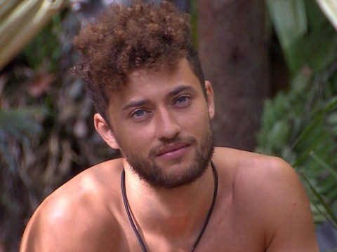 Myles Stephenson's first night back from I'm A Celebrity spent in hospital with his nan who 'held on' for him