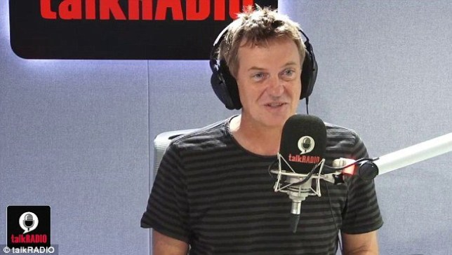 Matthew Wright claims he's been fired by TalkRadio – weeks after contract was renewed