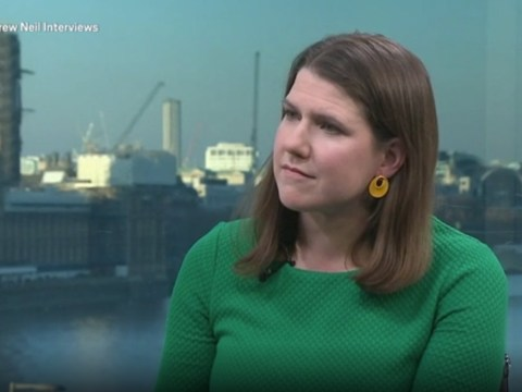 Jo Swinson awkwardly admits voting 'nine times' for bedroom tax in Andrew Neil interview