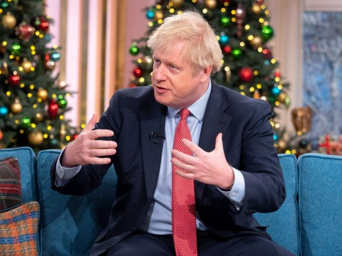 Boris Johnson gives 'rock solid guarantee' NHS won't be sold off after Brexit