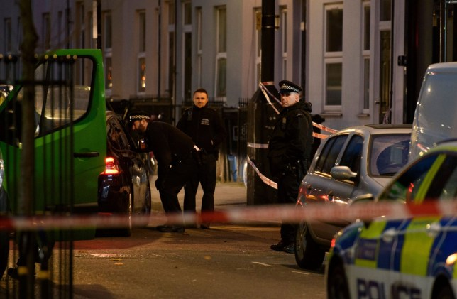 Murder investigation launched after man stabbed to death in Hackney
