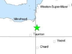 Earthquake rocks south west England with people feeling entire houses move