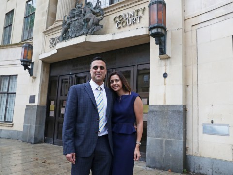 British couple banned from adopting because of their Indian heritage