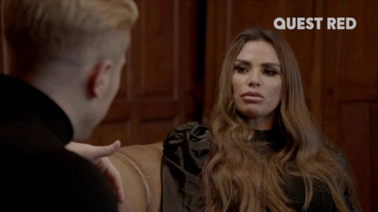 Katie Price: My Crazy Life trailer (Picture: Quest Red)