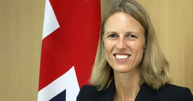 "A senior British diplomat in Washington has quit her post, saying she is no longer prepared to ""peddle half-truths"" about Brexit on behalf of a Government she does not trust. Alexandra Hall Hall, the lead envoy for Brexit at the British embassy, accused ministers of using ""misleading or disingenuous"" arguments about the implications of leaving the EU. Picture: GOV.UK METROGRAB"