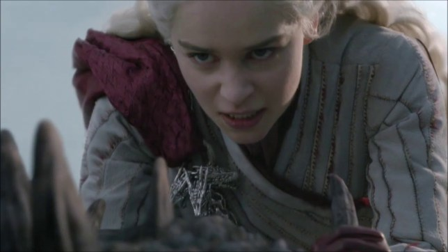 Game Of Thrones' Daenerys's descent into madness explained Picture: HBO METROGRAB