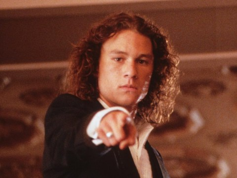 Heath Ledger's 'natural charisma' landed 10 Things I Hate About You role after he messed up first audition