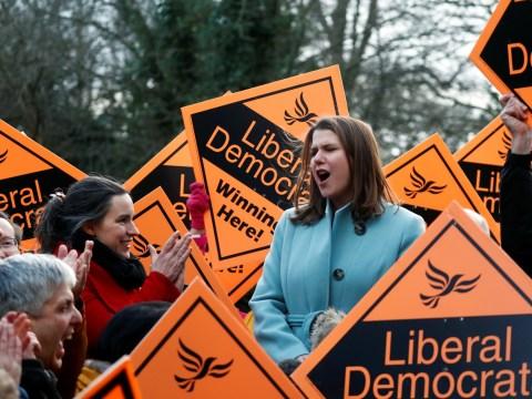 Lib Dem leader Jo Swinson told 'wear lower cut tops' to appeal to voters