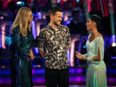 Strictly Come Dancing's Chris Ramsey eliminated one week ahead of final