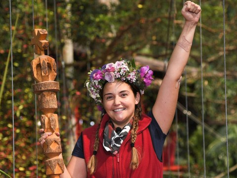 Why is Jacqueline Jossa not doing any interviews after winning I'm A Celebrity?