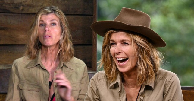 I'm A Celebrity's Kate Garraway shocked to see 'crazy' reflection after leaving the jungle