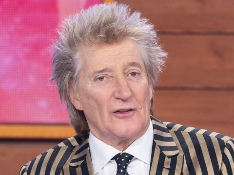 Rod Stewart 'absolutely shattered' when he was diagnosed with prostate cancer
