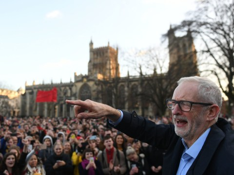Jeremy Corbyn refuses to say if he will quit if Tories win General Election
