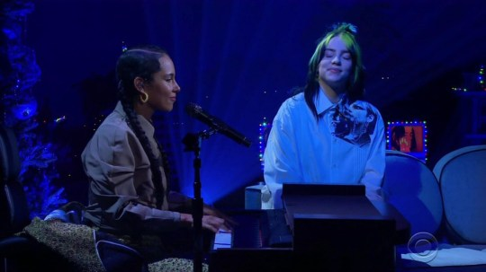 Alicia Keys Billie Eilish