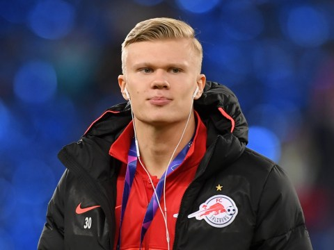 Ole Gunnar Solskjaer issues update on Manchester United's move to sign Erling Haaland