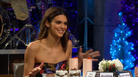 """LOS ANGELES, CA ??? December 10, 2019: The Late Late Show with James Cordon S5 E50??Guest host Harry Styles; model Kendall Jenner; actress Tracee Ellis Ross; musical performance by Harry Styles.Each weeknight, James Corden invites the audience to join in on the fun as the Emmy Award-winning THE LATE LATE SHOW with JAMES CORDEN features a mix of celebrity guests, musical acts, games and sketches. Corden differentiates his show by giving a peek behind-the-scenes into the green room, bringing all of his guests out at once and lending his musical and acting talents to various sketches. Additionally, bandleader Reggie Watts and the house band provide Corden with original, improvised music throughout the show. Since Corden took the reigns as host in March 2015, the show has quickly become known for generating buzzworthy viral videos, such as ???Carpool Karaoke.???Photograph:??CBS 2019??CBS Broadcasting, Inc. All Rights Reserved ??""""Disclaimer: CM does not claim any Copyright or License in the attached material. Any downloading fees charged by CM are for its services only, and do not, nor are they intended to convey to the user any Copyright or License in the material. By publishing this material, The Daily Mail expressly agrees to indemnify and to hold CM harmless from any claims, demands or causes of action arising out of or connected in any way with user's publication of the material."""""""