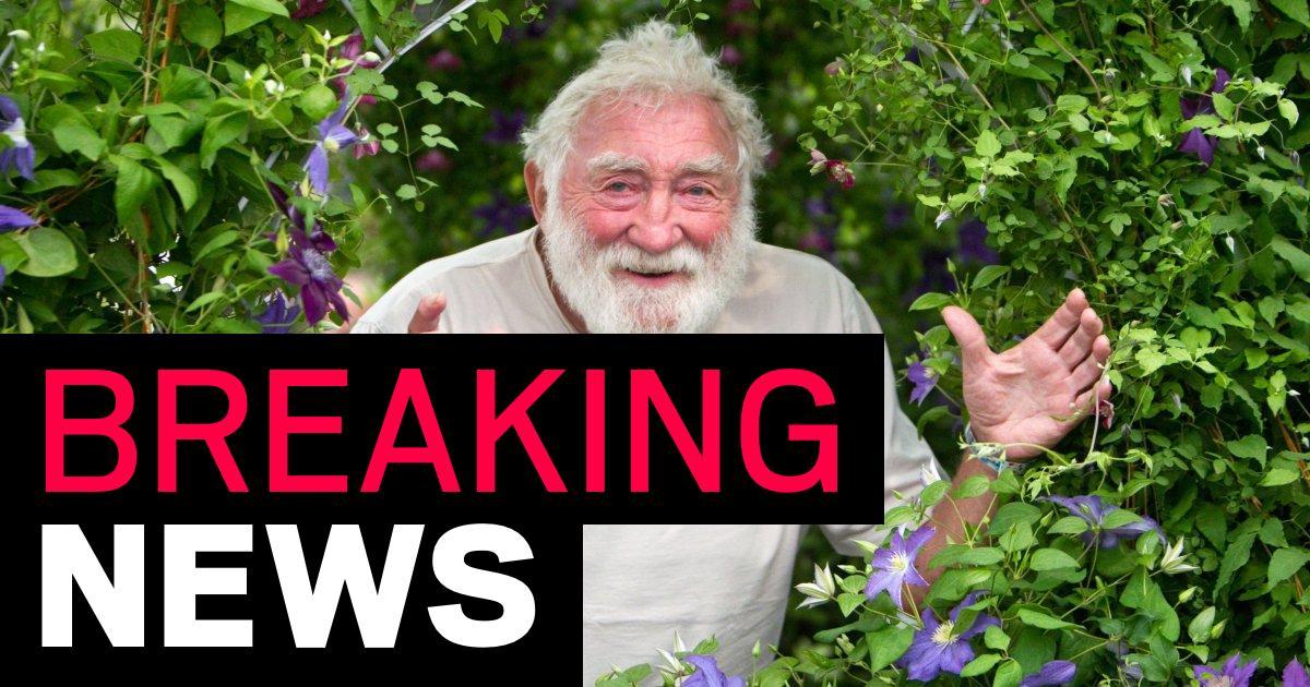 Iconic TV nature presenter David Bellamy dies age 86