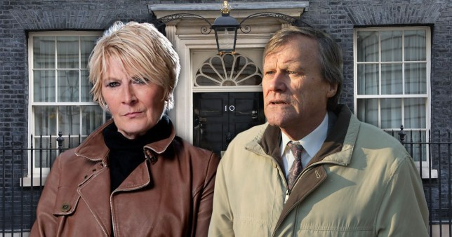 Forget Corbyn and Johnson - Shirley Carter and Roy Cropper would make ideal Prime Ministers Pics: Rex/BBC/Getty
