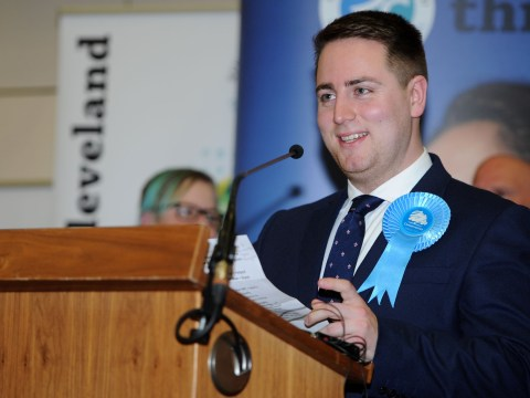 Tory MP will spend Christmas at old factory job because he 'couldn't drop the lads in it'