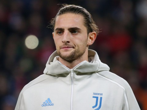 Juventus respond to Mikel Arteta's push to sign Adrien Rabiot for Arsenal