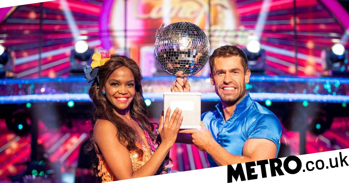 Strictly's Oti Mabuse 'wants older partner for next series'