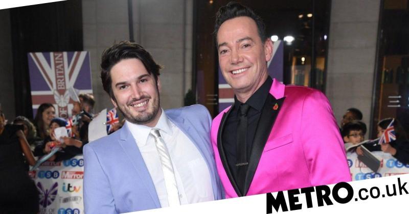 Craig Revel Horwood teases marriage proposal to boyfriend Jonathan Myring