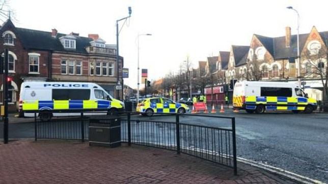 A man has been shot in Hessle Road by armed police in the early hours of Sunday morning. The man, who was in possession of a firearm at the time, is in a critical condition in hospital. A cordon has been in place since 2am Sunday, December 15, between Boulevard and West Dock Avenue. The road is expected to be closed until this evening. No one else was harmed in the incident, the force has said.
