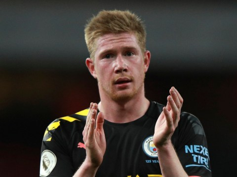 Kevin De Bruyne reveals he exploited Arsenal's attackers during Manchester City's win