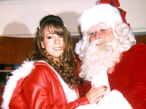 Who wrote Mariah Carey's All I Want For Christmas Is You as it tops US chart for the first time?