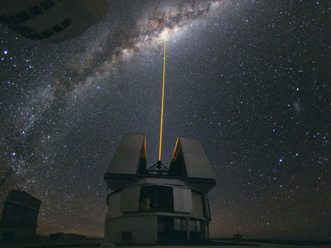 Astronomers uncover 'burst of activity' in formation of stars in the Milky Way