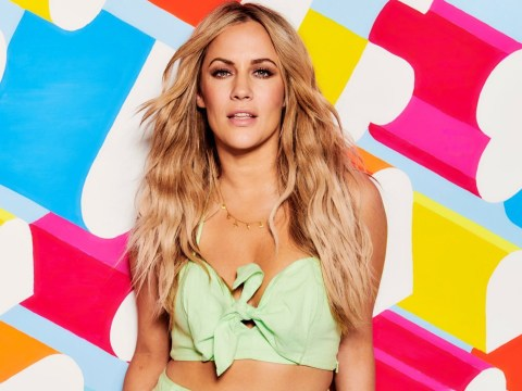 Caroline Flack likes post slamming 'orgy island' Love Island hours after quitting as host