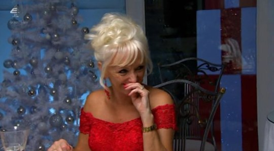 Debbie McGee Come Dine With Me