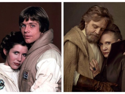 Star Wars' Mark Hamill breaks hearts with emotional Carrie Fisher throwback for Rise Of Skywalker