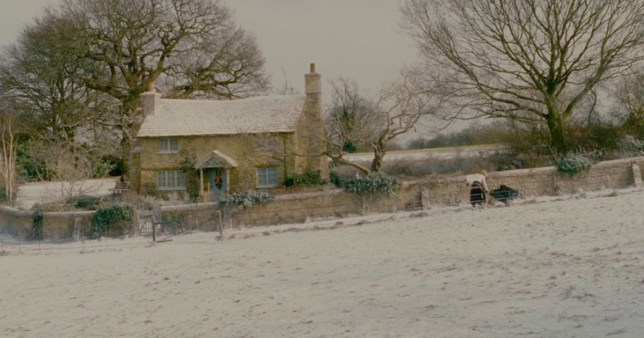 Rosehill cottage, The Holiday, Iris, Christmas, movie, houses, films, movies, homes, real life, price, festive,